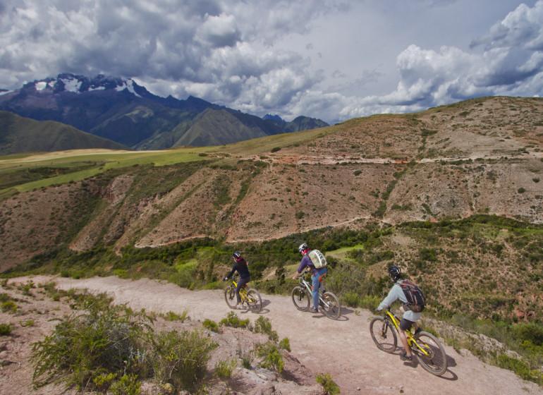 Pérou Voyage excursion en VTT dans la Vallée Sacrée