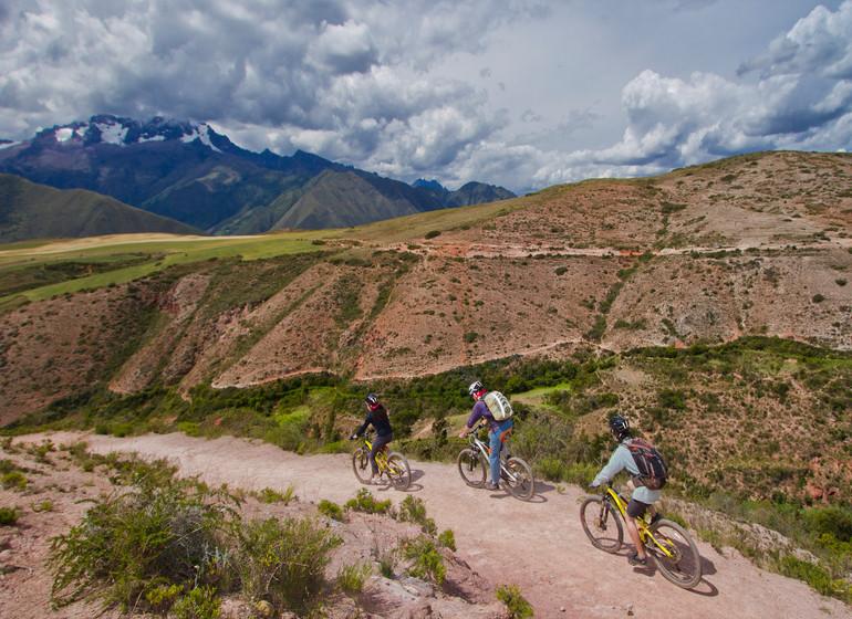 Pérou Voyage sportif en VTT