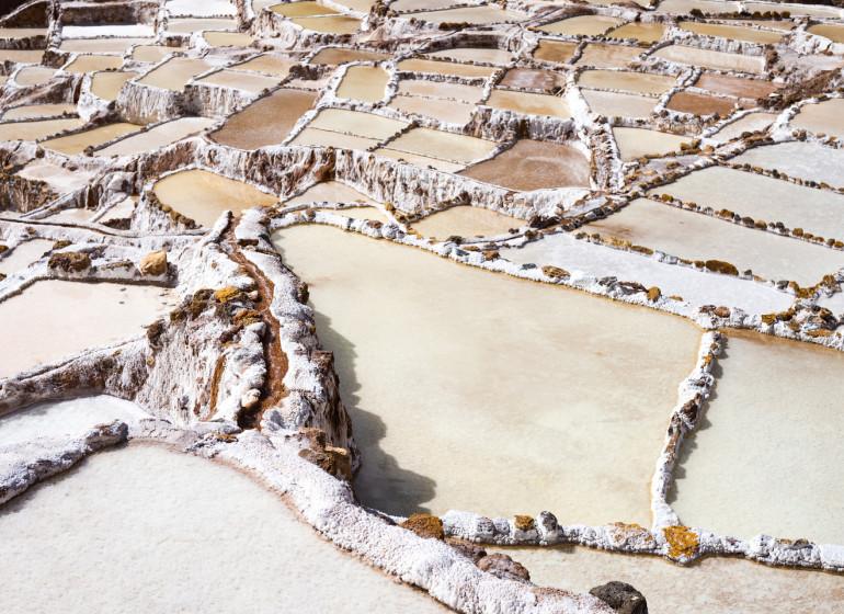 Pérou Voyage salines de Maras