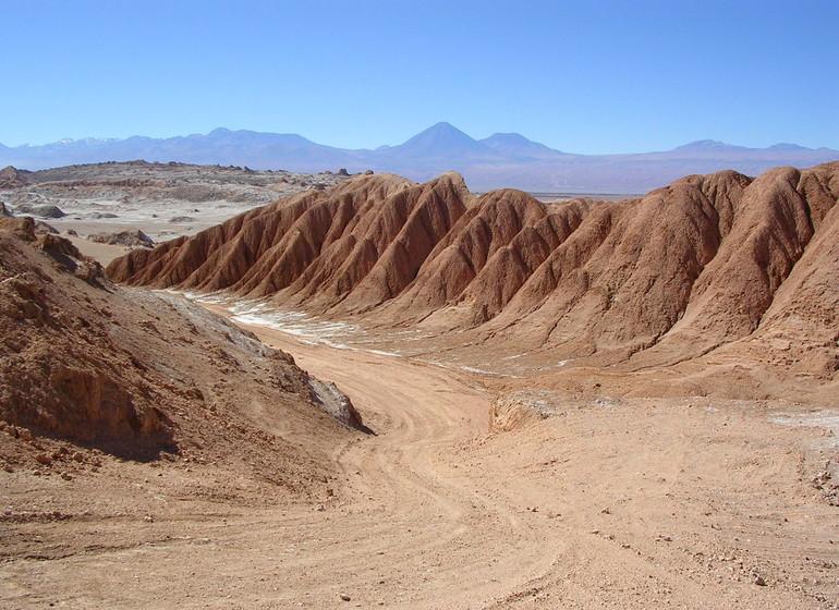 Chili Voyage Atacama Valle de la mort