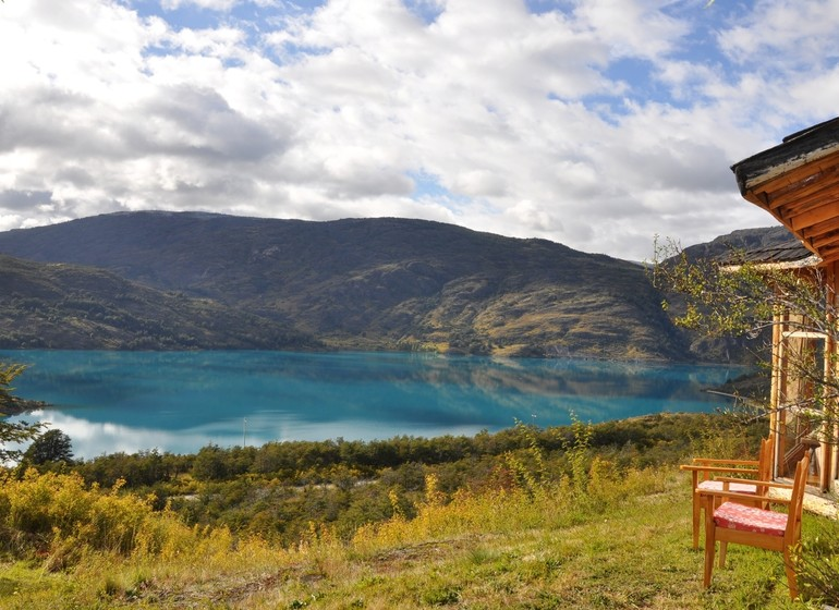 Chili Voyage Carreterra Austral Mallin Colorado vue sur le lac