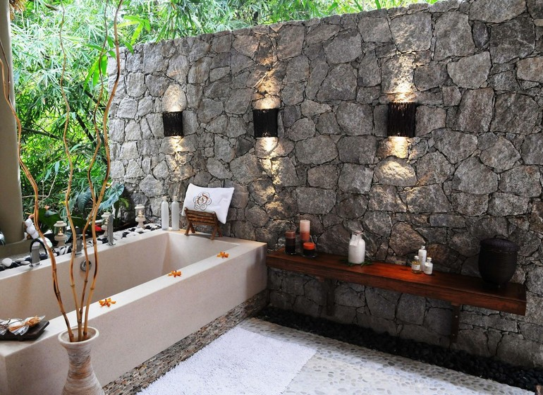 Hotel Le Domaine de l'Orangeraie, La Digue, Seychelles