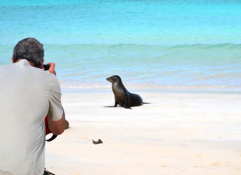 Croisière Galápagos,  M/C Ocean Spray