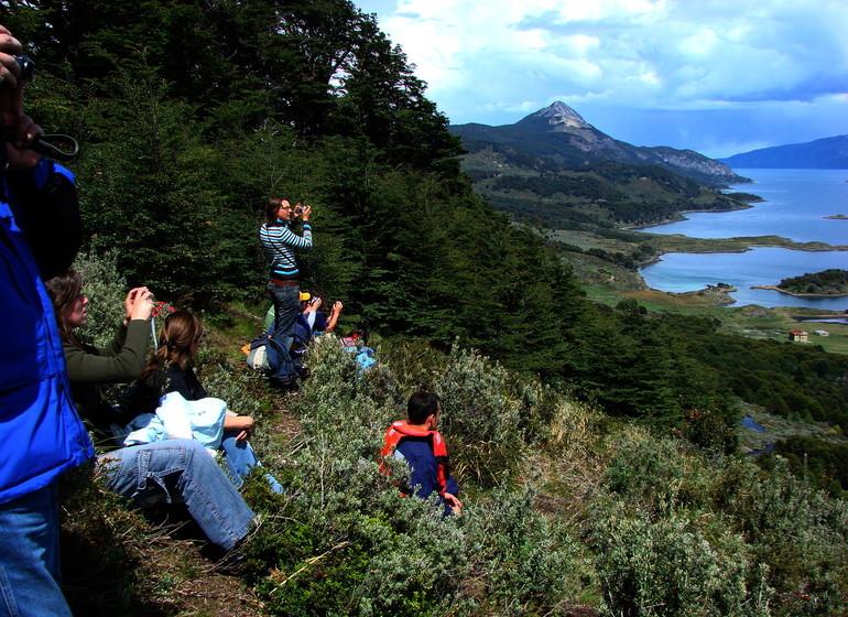 Voyage Chili Wulaia Bay randonnée