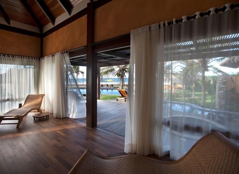 Brésil Voyage Zorah Beach suite I