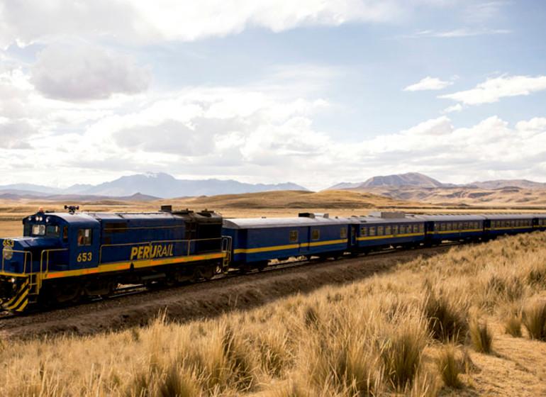 Pérou Voyage Peru Rail