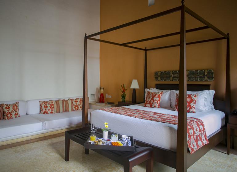 Colombie Voyage Cartagena Quadrofolio Hotel suite II