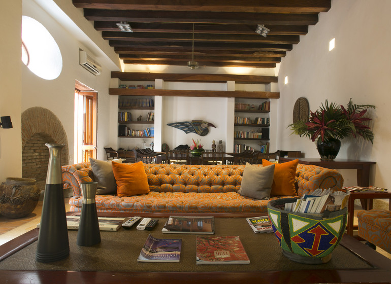 Colombie Voyage Cartagena Quadrofolio Hotel séjour