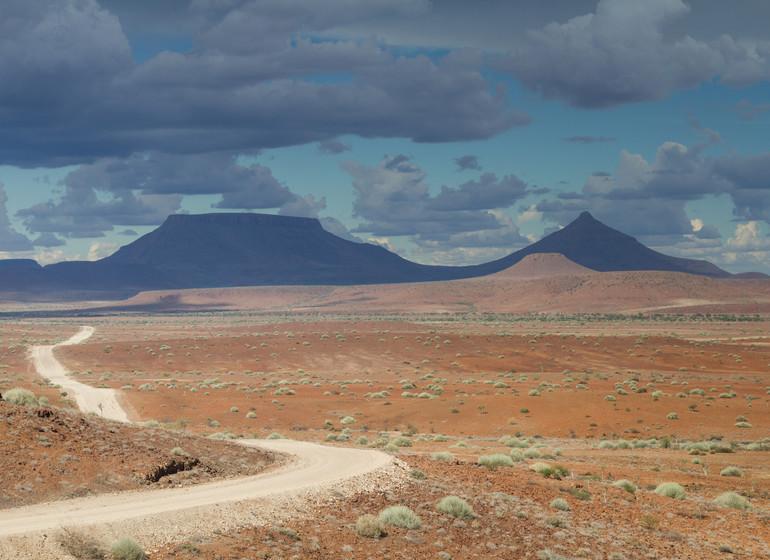 voyage namibie damaraland