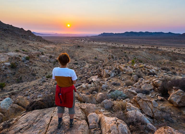 voyage namibie randonnée
