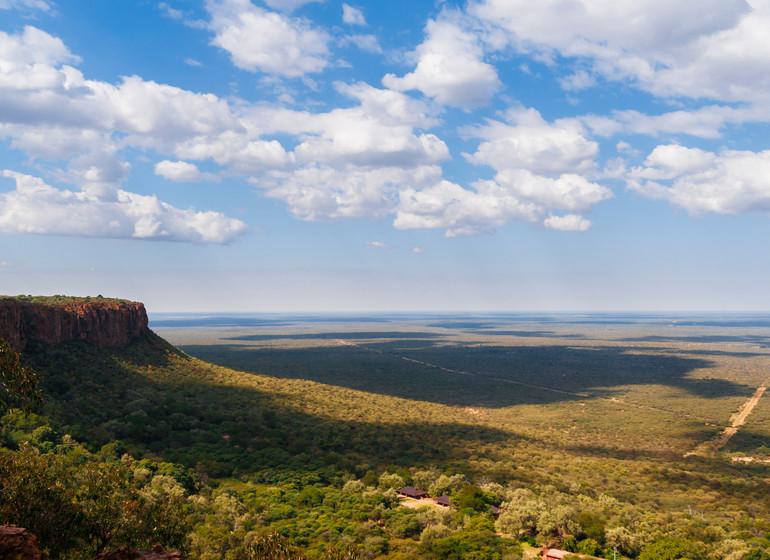 voyage namibie waterberg