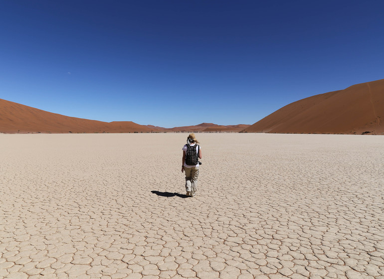 voyage namibie deadvlei