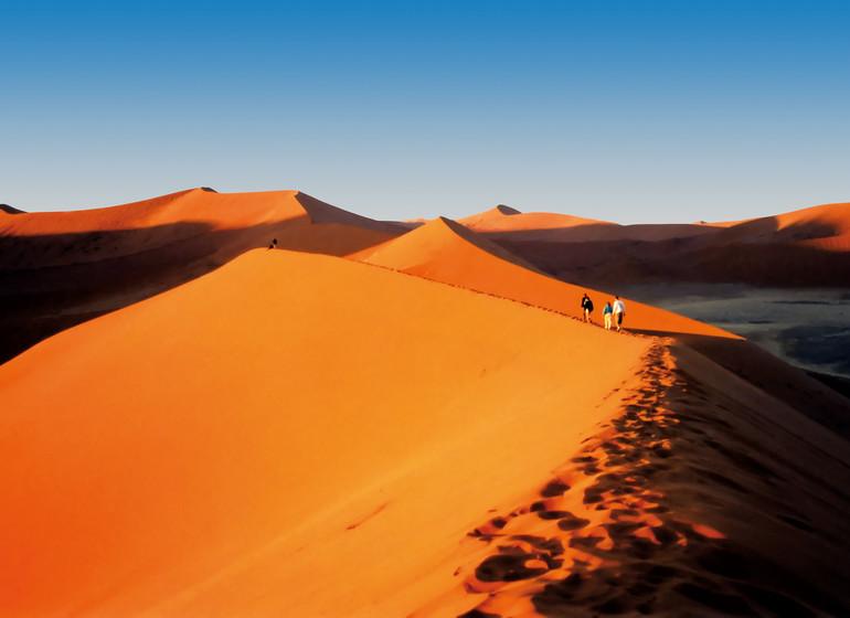 voyage namibie sossusvlei