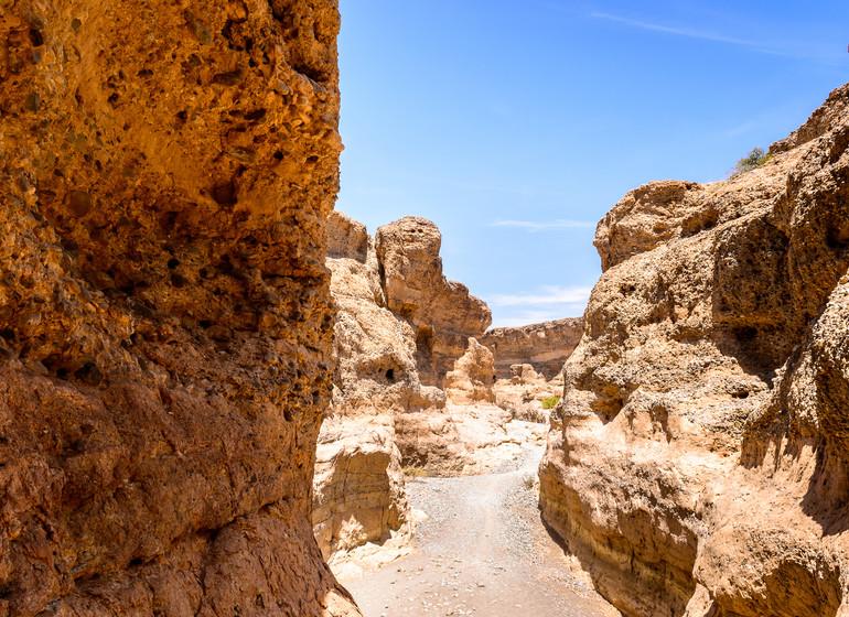 voyage namibie sesriem canyon