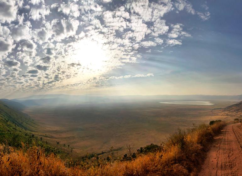 safari tanzanie ngorongoro