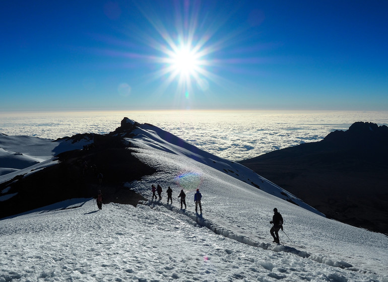 voyage tanzanie kilimandjaro