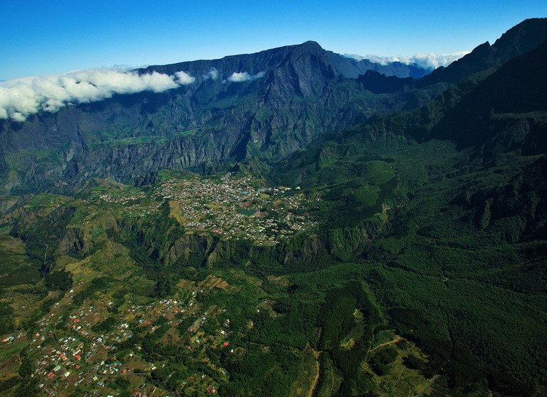 Combiné Réunion - Maurice