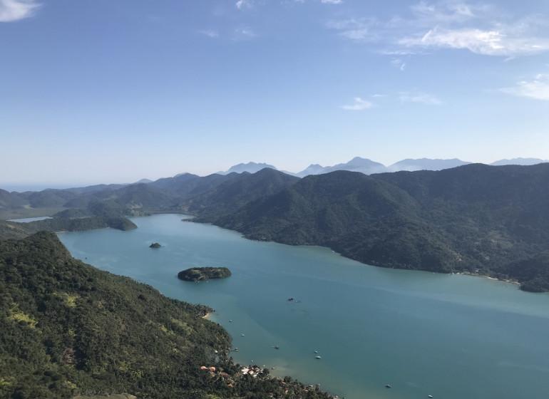 Brésil Voyage Fjord Mamangua