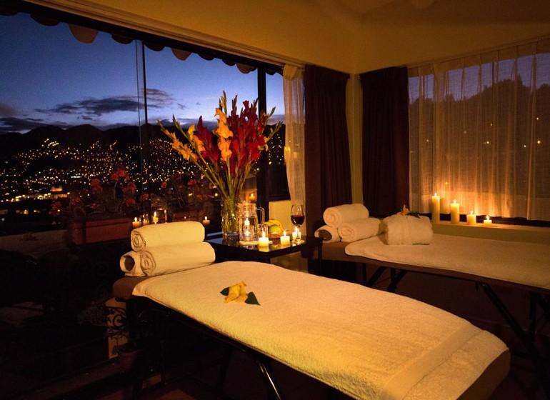 Pérou Voyage Cusco Hotel Encantada spa