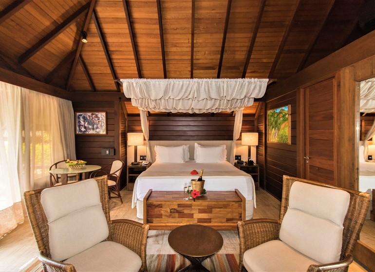 Brésil Voyage Balnéaire Muro Alto Nannai Beach Suite intérieure