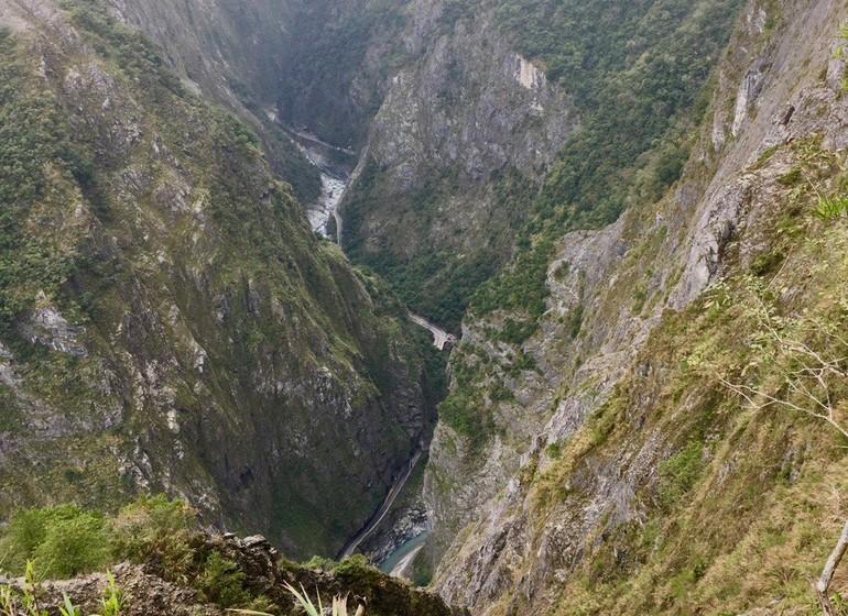 Taïwan, sur les sentiers de randonnée