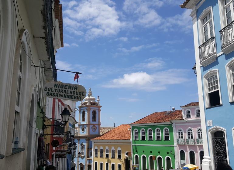Brésil Voyage Pelourinho