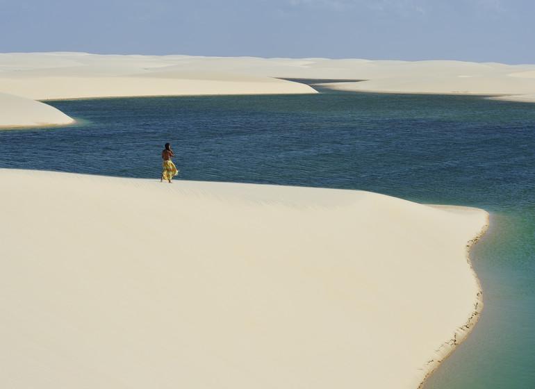 Brésil Voyage Lençois de Maranhenses