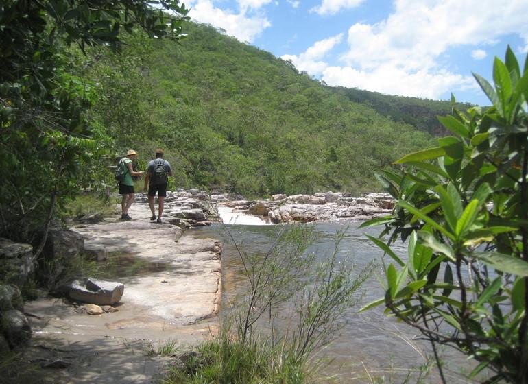 Brésil Voyage Chapada dos Veadeiros randonnée