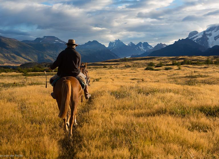 Argentine Voyage Patagonie Trek à cheval Nibepo Aike