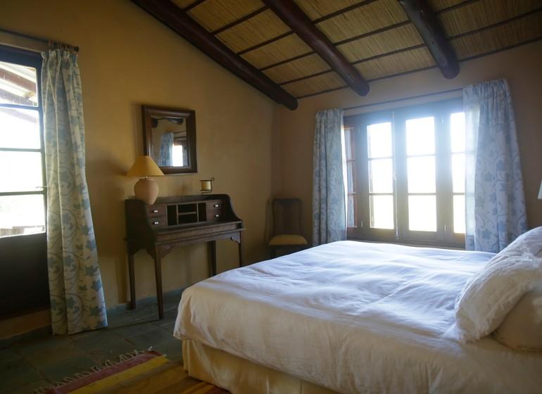 Uruguay Voyage Lavalleja Balcon del Abra chambre double