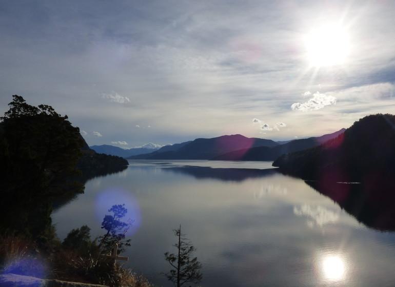 Argentine Région des Lacs Route des 7 lacs