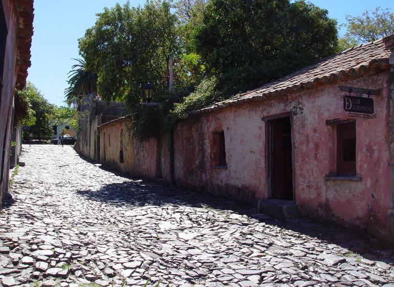 Uruguay Voyage Colonia del Sacramento