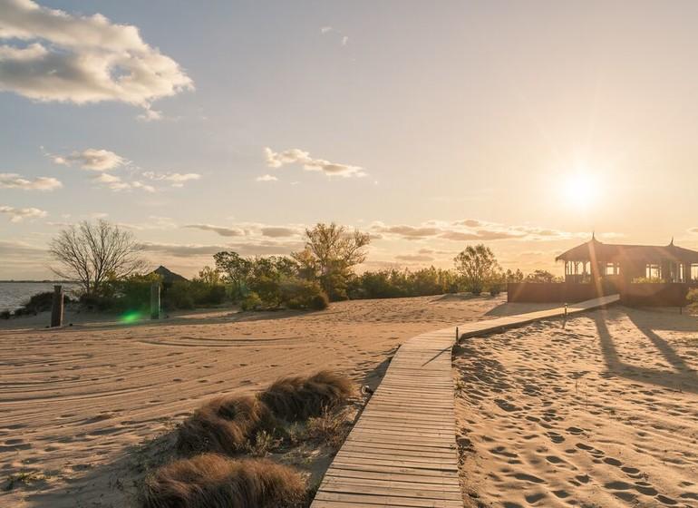 Uruguay Voyage Carmelo Resort accès plage