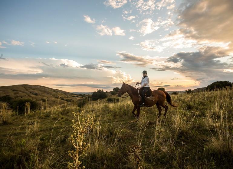 Uruguay Voyage Lavalleja à cheval