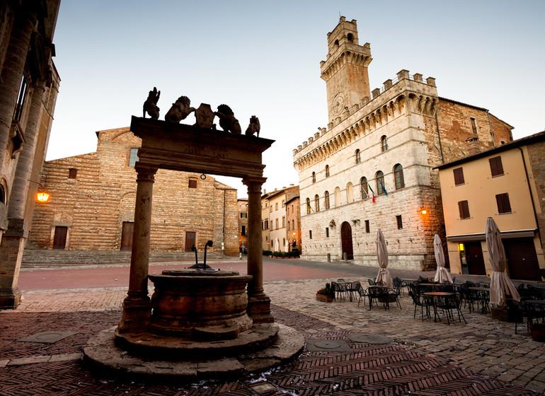 Autotour en Toscane