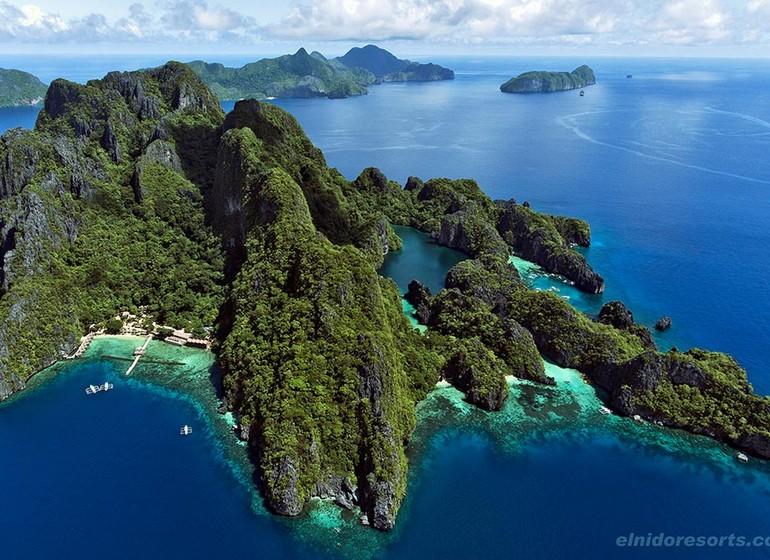 Voyage Asie Philippines Palawan El Nido miniloc