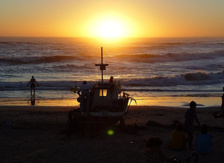 Uruguay Voyage bord de mer vers La Paloma