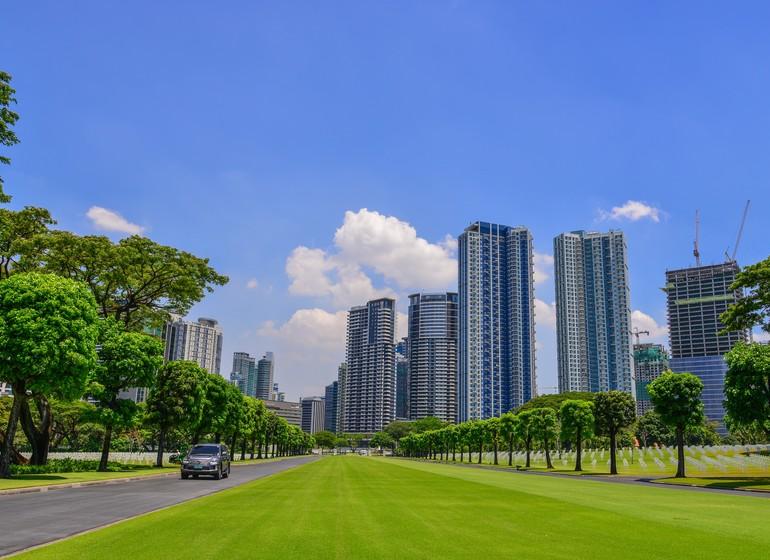 Asie voyage philippines golf Manille