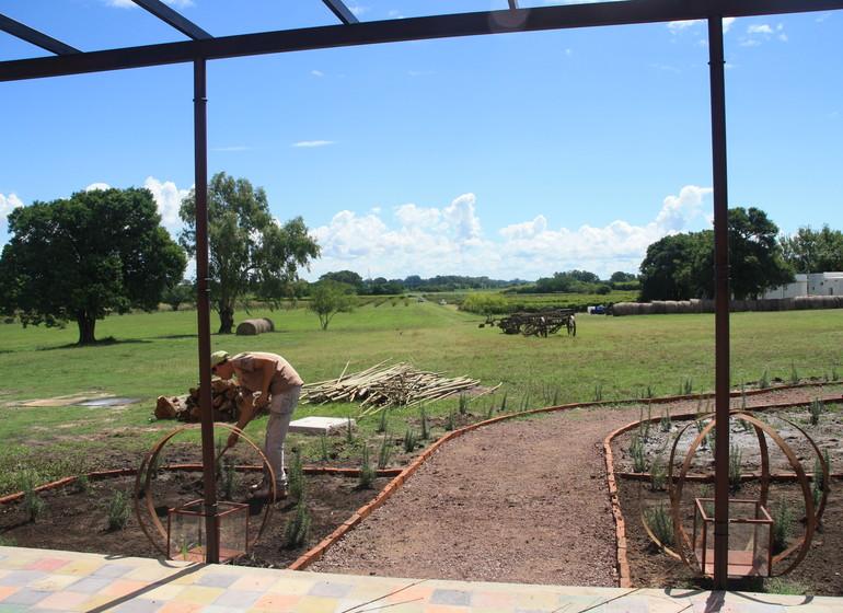 Uruguay Voyage Casatinto terrain autour