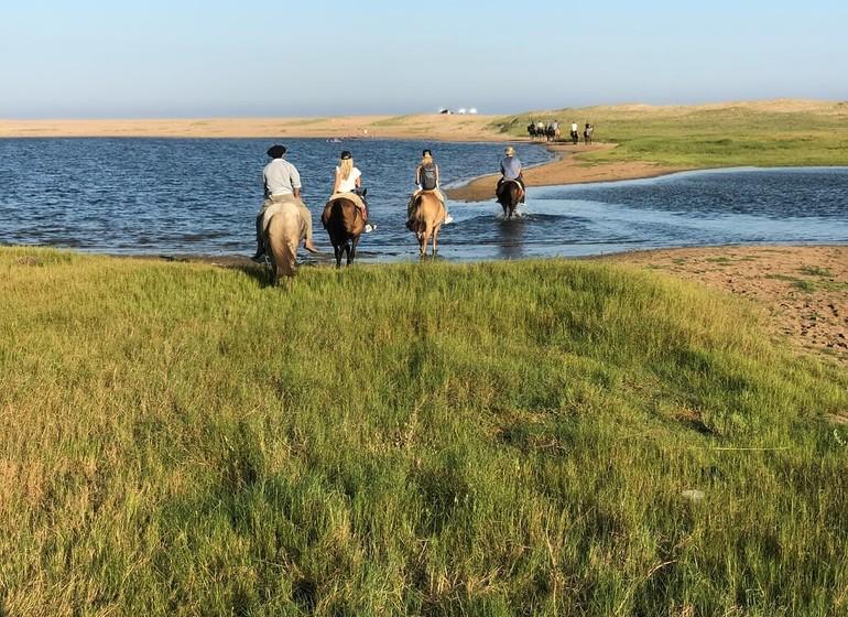 Uruguay Voyage à cheval