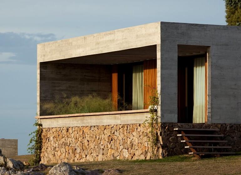 Uruguay Voyage Fasano Las Piedras bungalow extérieur