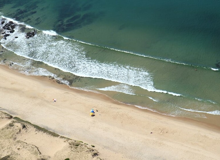 Uruguay Voyage La Viuda de José Ignacio plage de José Ignacio