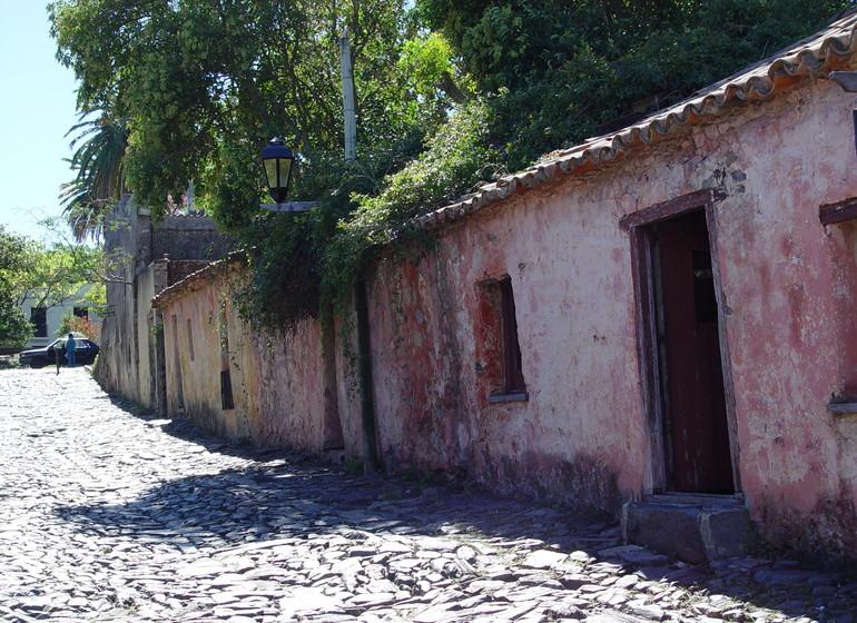 Voyage Uruguay  Colonia del Sacramento
