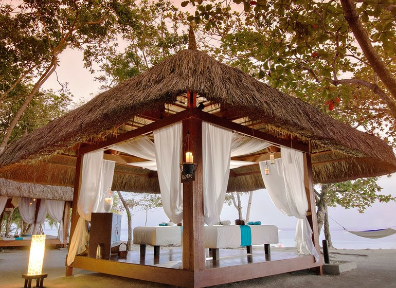 Voyage Asie Philippines Bohol South Palms Resort Panglao massage wellness bien-être