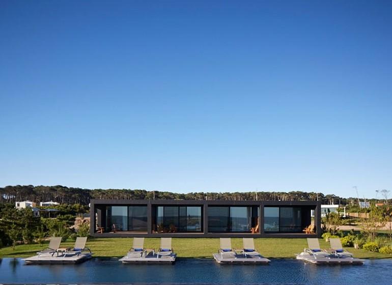 Uruguay Voyage Bahia Vik avec piscine
