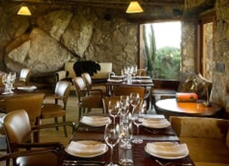 Uruguay Voyage Fasano Las Piedras restaurant