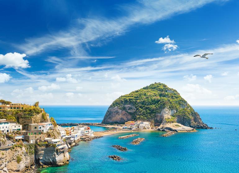 Voyage Italie, Campania
