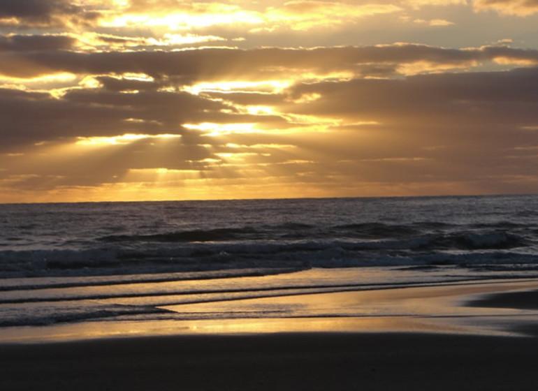 Uruguay Voyage Rocha Valizas plage