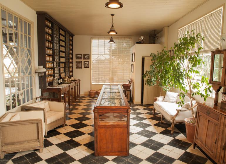 Uruguay Voyage Finca Narbona Relais & Châteaux interior
