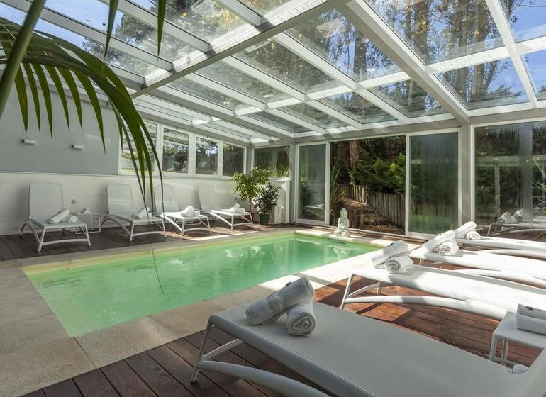 Uruguay Voyage Awa Design piscine intérieure